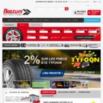 Attention à la pression même pour les pneus pas chers