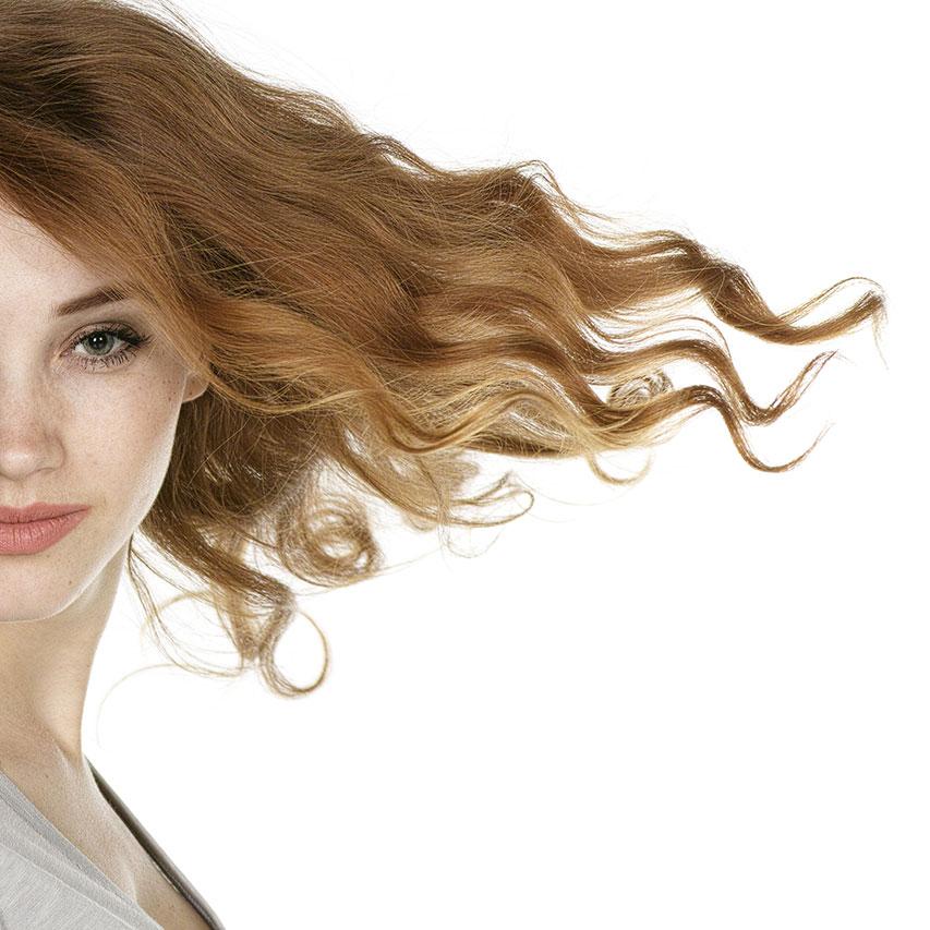 des extensions de cheveux Remy Hair