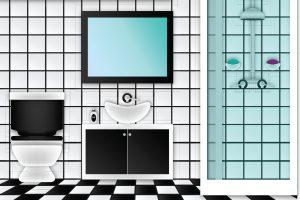 Intégrer un robinet flotteur pour le réservoir de WC