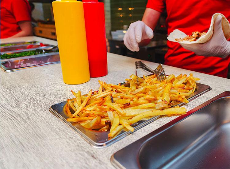 Comment bien aménager l'intérieur d'un fast-food