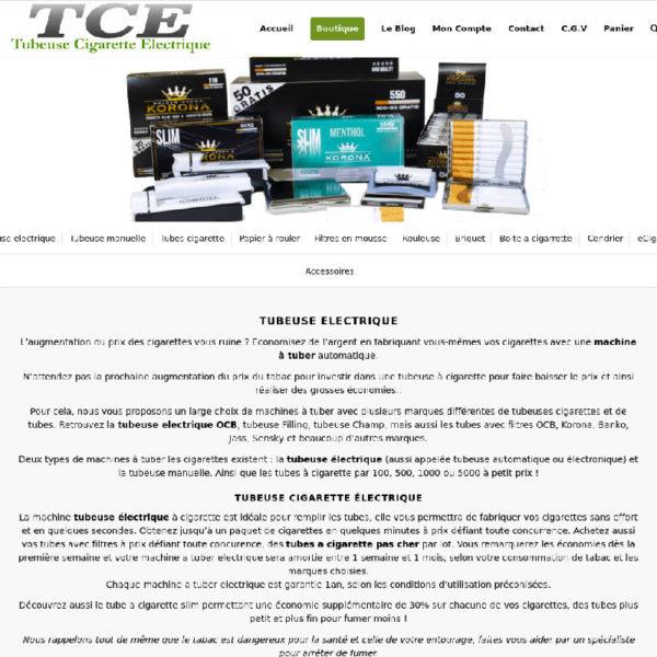 cigarettes : une tubeuse électrique pour ne plus se ruiner
