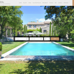 villa hautvallon, des chambres d'hôtes somptueuses dans un cadre provençal superbe
