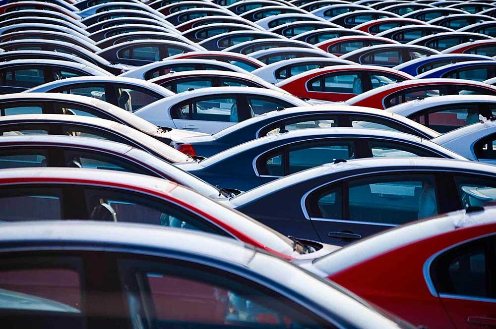 exporter une voiture moins de 3 ans vers l'algérie