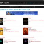 les films qu'il ne faudra absolument pas manquer en 2017