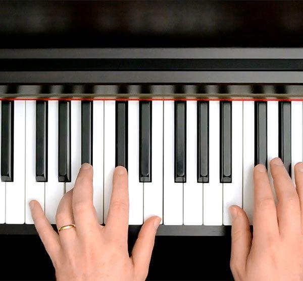 des cours de piano les moins chers du web