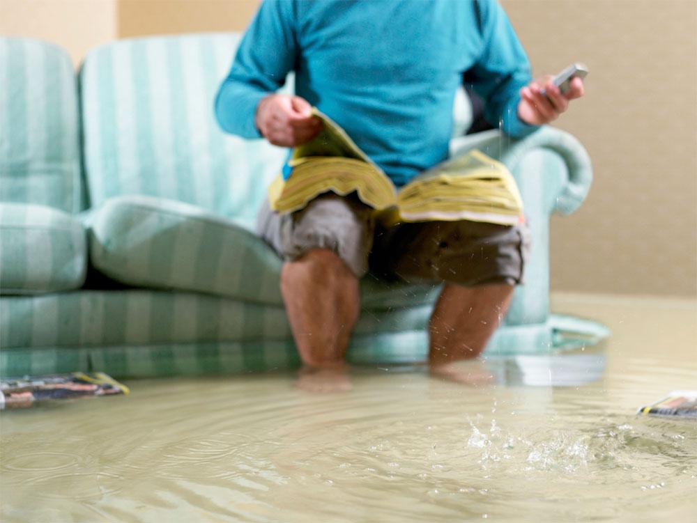 comment réparer une fuite de baignoire
