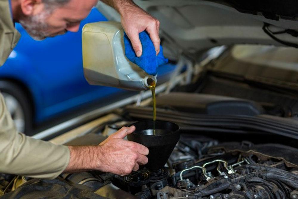 le rôle de l'huile dans le fonctionnement d'un véhicule