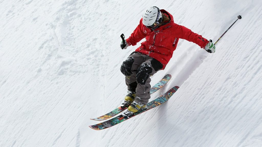 skier dans le massif central, une vraie opportunité