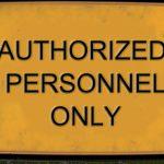 Une barrière de sécurité pour sécuriser notre environnement professionnel