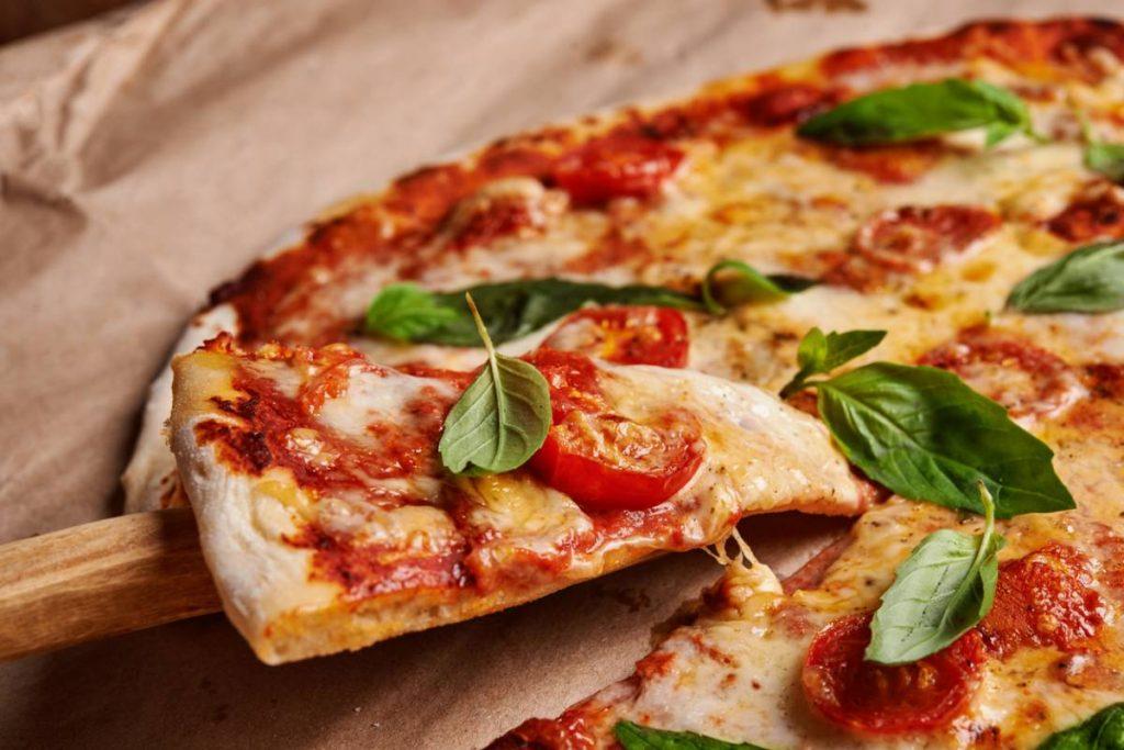 pizza : tout est dans la pâte !